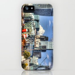 The Waverley and London iPhone Case