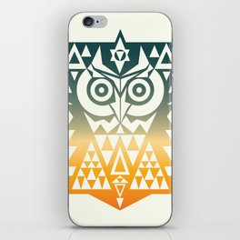 TRIANGOWL iPhone Skin