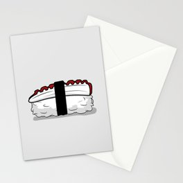 Sashimi Sushi Stationery Cards