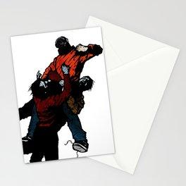 Hold On V2 Stationery Cards