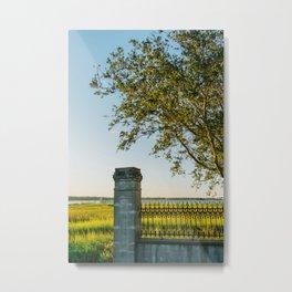Charleston Lowndes Grove VI Metal Print