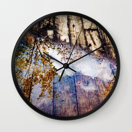 Pokagon State Park Wall Clock