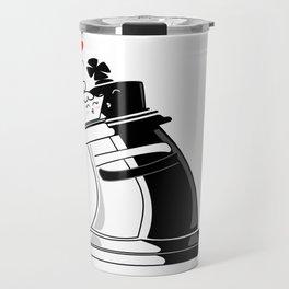 Chess love #2 Travel Mug