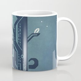 Midnight Menace Coffee Mug