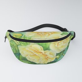 Summer In Oslo Fanny Pack