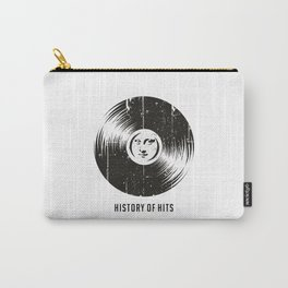 History of Hits Carry-All Pouch