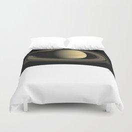 Saturn Duvet Cover
