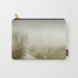 Misty road.... Carry-All Pouch
