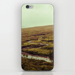 SCOTLAND / Glen Etive, Highlands / 01 iPhone Skin