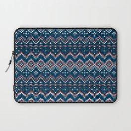 Pattern in Grandma Style #53 Laptop Sleeve