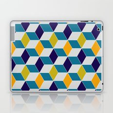 Cube Geometric III Laptop & iPad Skin