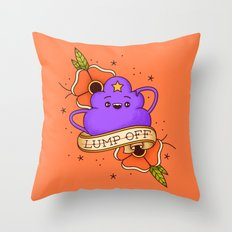 LSP | Lump Off Throw Pillow