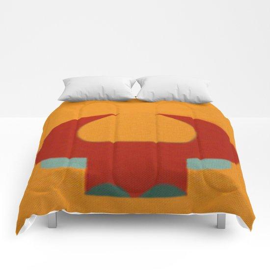 Garantido (Parintins - Brasil) Comforters