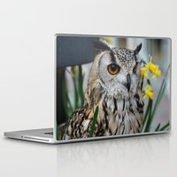 elmo Laptop & iPad Skins featuring Elmo III by Astrid Ewing