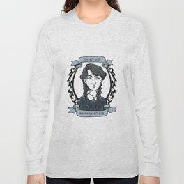 Wednesday Addams Long Sleeve T-shirt