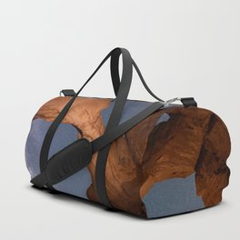 Double Arch in Arches National Park 2 Duffle Bag