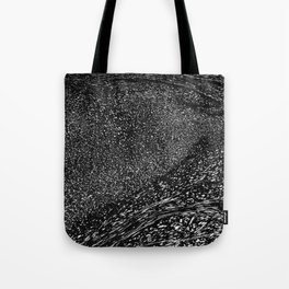 Code of a River Tote Bag