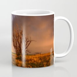 Fascinations - Warm Light and Rumbles of Thunder in Oklahoma Coffee Mug