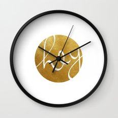 Hey, stranger! Wall Clock