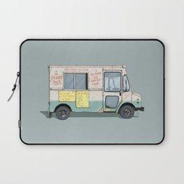 American Ice Cream Truck Laptop Sleeve