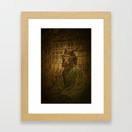 Belzebuth Framed Art Print