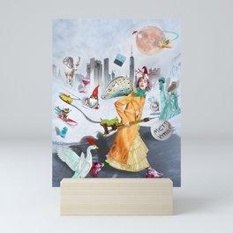Xmas Mini Art Print