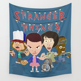 STRANGER THINGSS Wall Tapestry