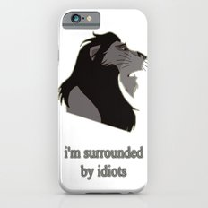 scar surrounded by idiots Slim Case iPhone 6s