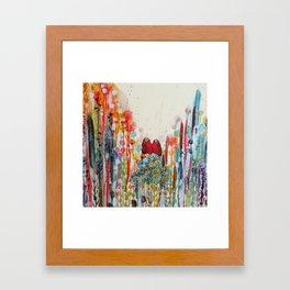 been loving you for always Framed Art Print