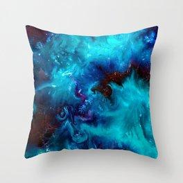 Water Sign: Scorpio Throw Pillow
