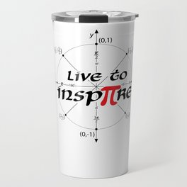 Math Pi Day Inspiration Teachers Students Gift Travel Mug