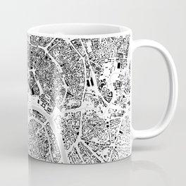 Moscow building city map Coffee Mug