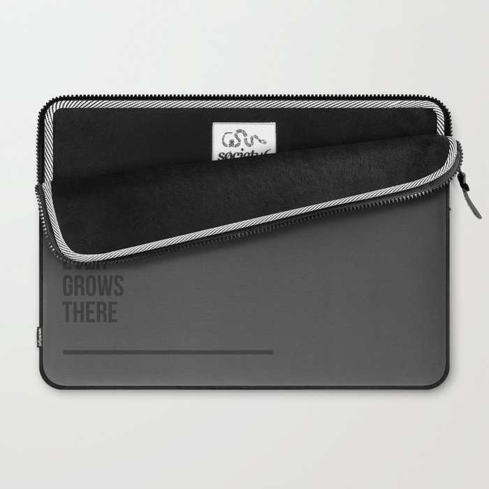 A Comfort Zone Laptop Sleeve