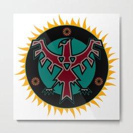 Thunderbird Metal Print