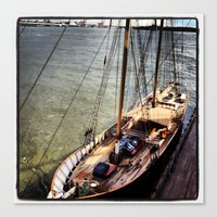 photograph Canvas Prints featuring Photograph by Luke Lee