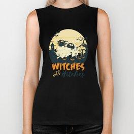 Witches Biker Tank