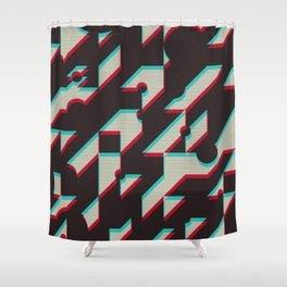 Trend Me Up Shower Curtain