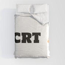 CRT & Caffeine Comforters