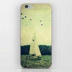 Come Sail Away iPhone Skin