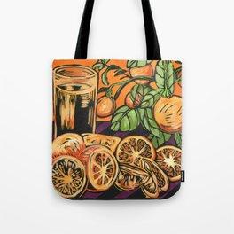 Oranges 1 Tote Bag