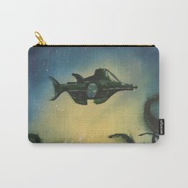 20,000 Leagues Under The Sea - Jules Verne Carry-All Pouch