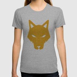 Wolf Pack (yellow) T-shirt