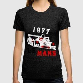 1977 Martini Porsche 917 24 Hours of Le Mans T-shirt