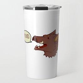 Mood Boar Travel Mug