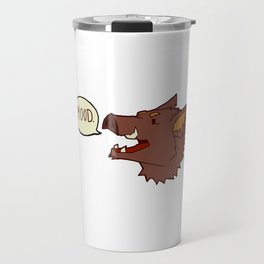 Mood Boar Travel Mug