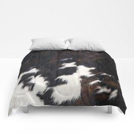 Cowhide Texture Comforters