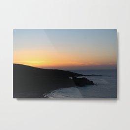 Sunset, St Ives 2010 Metal Print
