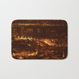 Montreal by night - 2 Bath Mat