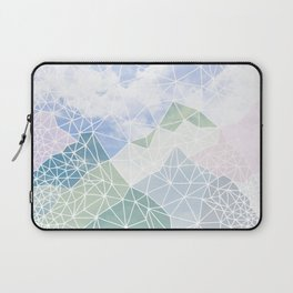 Multicolour Magic Mountains Laptop Sleeve