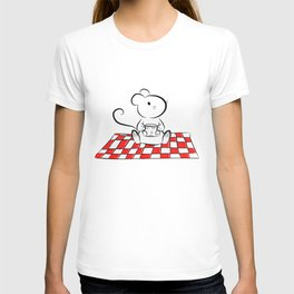 B&W Mouse T-shirt
